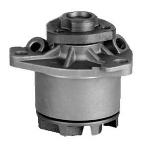 12V MK3 VR6 Water Pump w/o pulley Metal impeller
