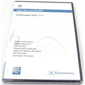SERVICE DVD-ROM, B5 PASSAT 1998-2005