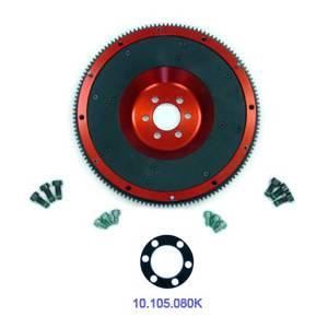 Autotech - AUTOTECH LIGHTWEIGHT 9LB ALUMINUM FLYWHEEL 240mm 1.8T 02M 6-spd