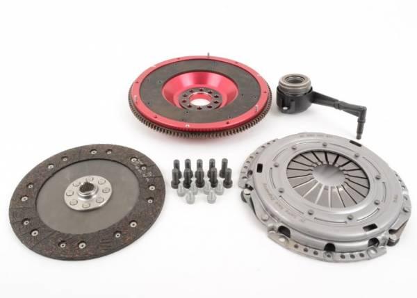 AST 02M 24V VR6 L/W ALU FLYWHEEL + 240mm SACHS SPORT CLUTCH PKG
