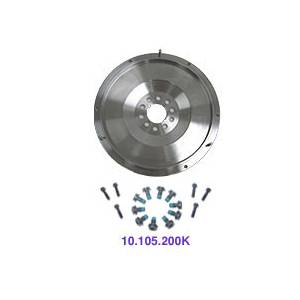 Autotech - AUTOTECH LIGHTWEIGHT STEEL FLYWHEEL 228mm 12V VR6 5-spd