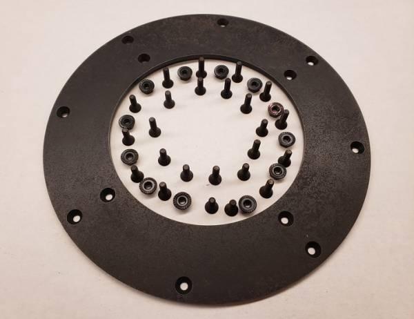 Autotech - Replacement 240mm Heat Shield for Autotech Alum Flywheels
