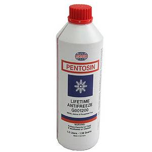 G12 Engine Coolant, 1.5 Liter