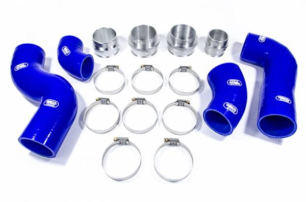 SAMCO FSI 2.0T Intercooler Hose Kit, Blue (3 month ETA - special order)