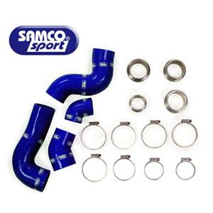 SAMCO FSI 2.0T Intercooler Hose Kit, Orange (3 month ETA - special order)