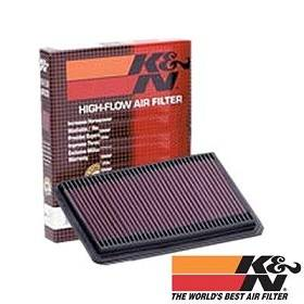 K&N AIR FILTER, R/S/J1 with K-JET/Fox 87-89