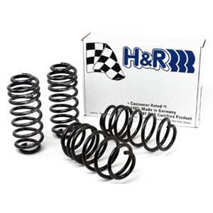 """H&R MK5 Jetta Sport Spring Set  (1.5""""F & 1.4""""R drop)"""
