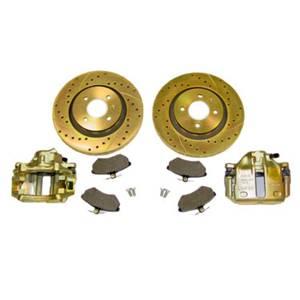 280mm FRONT BRAKE CONVERSION, Mk3 4-cyl & 89-92 Mk2 Jetta GLI