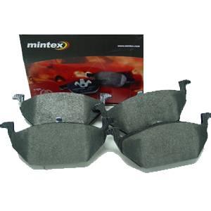 MINTEX PADS, 99-00 B5 w/ two wearsensors