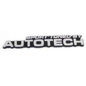 Autotech - sporttuned by AUTOTECH BADGE EMBLEM (silver)