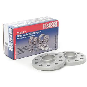 H&R 15mm Spacers Audi 5x112 Large Hub Bore (66.5mm)
