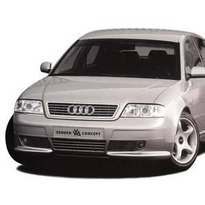 Zender front spoiler, Audi A6 4B till 5/2001US