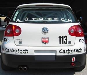 Autotech - AUTOTECH LOGO, 3x40 WHITE
