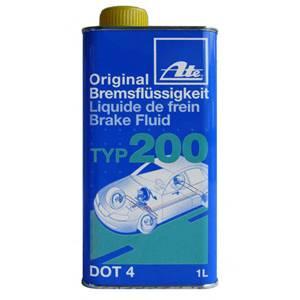 ATE Type 200 (Super Gold) Brake Fluid