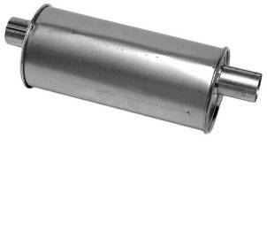 "Spare DynoMax 2.25"" Muffler from MK2 kits"