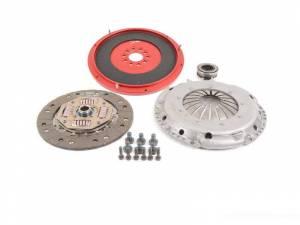 Corrado - Autotech - AUTOTECH VR6 L/W ALU FLYWHEEL/228mm OEM SACHS CLUTCH PKG