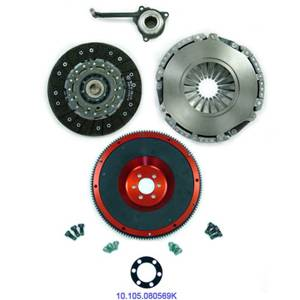 Driveline - Clutch Kit / Components - VR6 L/W ALU FLYWHEEL + 228mm SACHS SPORT CLUTCH PKG