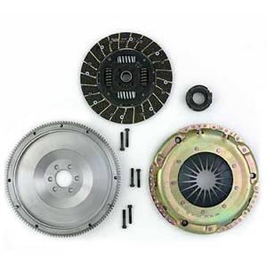 Corrado - Autotech - AUTOTECH G60 L/W STEEL FLYWHEEL/228mm OEM SACHS CLUTCH PKG
