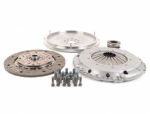 Driveline - Clutch Kit / Components - Autotech - AUTOTECH 12V VR6 L/W STEEL FLYWHEEL + 228mm OEM SACHS CLUTCH PKG