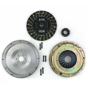 Driveline - Clutch Kit / Components - VR6 L/W STEEL FLYWHEEL + 228mm SACHS SPORT CLUTCH PKG