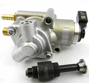 Autotech - Autotech Equipped OEM 2.0T FSI Complete Fuel Pump Assembly