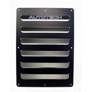 Autotech - AUTOTECH Fender Liner Intercooler Vent Plate MK4 1.8T + Universal