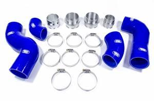 Engine - Samco Coolant Hoses - SAMCO FSI 2.0T Intercooler Hose Kit, Blue (3 month ETA - special order)