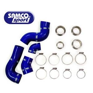 Engine - Samco Coolant Hoses - SAMCO FSI 2.0T Intercooler Hose Kit, Orange (3 month ETA - special order)