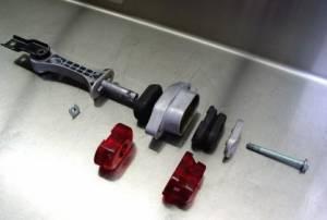 Autotech - Autotech HD POLY DOGBONE MOUNT SET, Mk4 all R32 MK1 TT all REAR SUB/TRANS - Image 2