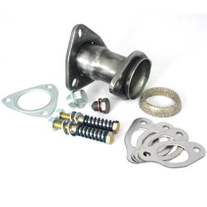 Engine - Downpipes / Headers - Autotech - Mk1 AUTOTECH TRI-Y HEADER FLANGE COUPLER/HARDWARE KIT