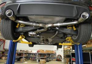 Autotech - Autotech MK6 2.0T GTI Stainless Steel Catback Exhaust System - Image 2