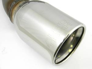 Autotech - Autotech MK6 2.0T GTI Stainless Steel Catback Exhaust System - Image 3
