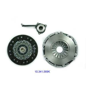 MKIV (1999-05) - Driveline - STD 240mm CLUTCH SYSTEM, Mk4 1.8T/VR6 6-SPEED