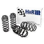 "H&R MK5 Jetta Sport Spring Set  (1.5""F & 1.4""R drop) - Image 2"