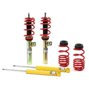 Suspension - H&R Suspension - H&R Street Coilover Kit MK6 Golf GTI all