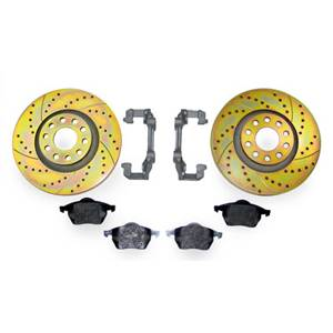 312mm BRAKE CONV, B5 1999-2000  w/ sporttuned rotors - Image 1