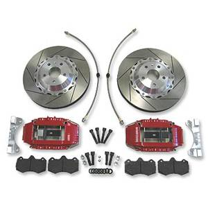 Autotech - Autotech AP Racing 362x32 FRONT BRAKE CONVERSION, 2005> Mk5 GTI/JETTA 2.0T/2.5L