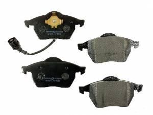 Brakes - Brake Pads - MINTEX RED BOX FRONT BRAKE PADS, 288mm Mk4 5spd 1.8T 12V & B5 w/ single wearsensor