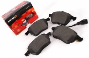 MINTEX RED BOX FRONT BRAKE PADS, 288mm Mk4 5spd 1.8T 12V & B5 w/ single wearsensor - Image 2
