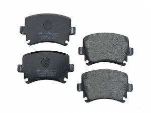 MINTEX PADS, Mk5 REAR (all) & Mk6 GTI 2.0T W/ 286MM