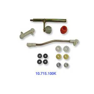 OEM SHIFT LINKAGE BUSHING REBUILD KIT, MK3 4-CYL 5spd 020