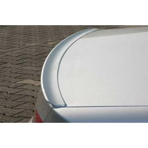 SALE - Exterior - ZENDER TRUNK LIP SPOILER, JETTA MK5 (also fits BMW E46 3-Series)