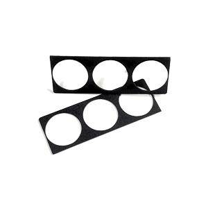 Golf/GTI/Rabbit - MKIV (1999-05) - 3 GAUGE PANEL, G4/J4 (U-BRACKET)