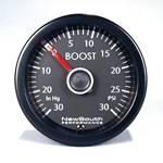 MK6 White 30PSI Boost Gauge (also B6 Passat) - Image 2