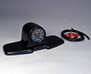 Cabriolet - MKIII (1993-02) - Mk3 TurboPod (ColumnPod w/ Green-lit boost gauge kit)