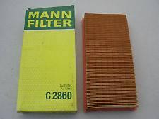 SALE - Engine - Mann Air Filter G2/J2 with CIS