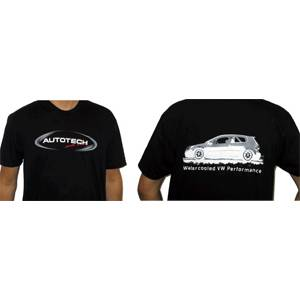 Autotech - AUTOTECH 'WATERCOOLED' T-SHIRT BLACK