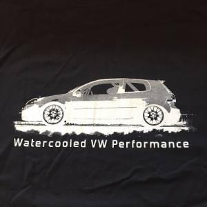 Autotech - AUTOTECH 'WATERCOOLED' T-SHIRT BLACK - Image 2