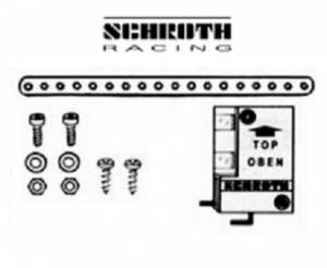 Golf/GTI/Rabbit - MKII (1985-92) - Schroth Autocontrol Motion Sensor