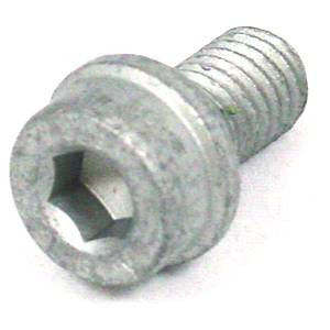 M8x14 PRESSURE PLATE BOLT for 240mm FLYWHEEL (6 req.) - Image 1